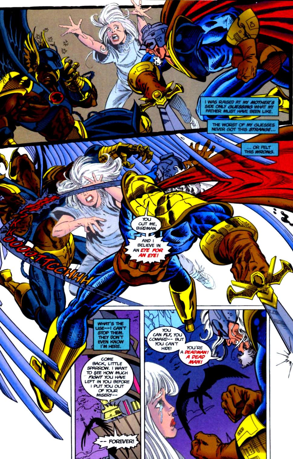 Deathstroke (1991) Issue #51 #56 - English 10