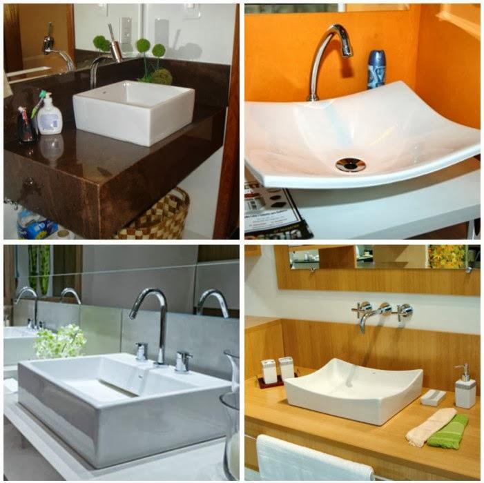 Meu Palácio de 64m² Tipos de cubas para banheiro -> Cuba Para Banheiro Salvador Bahia