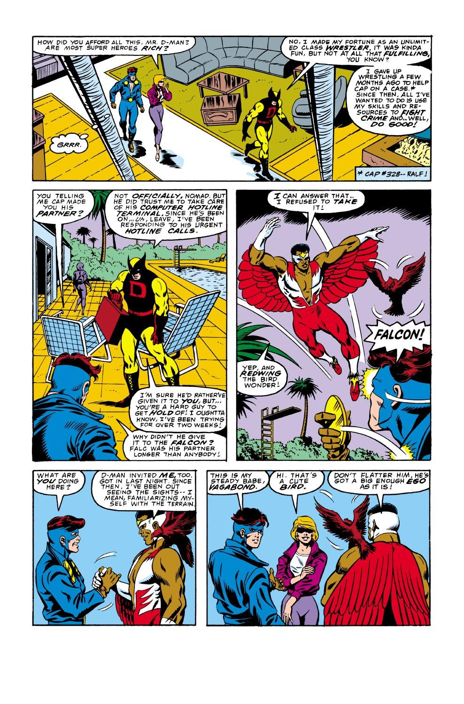 Captain America (1968) Issue #336 #265 - English 11