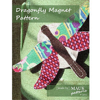 Dragonfly Magnet Pattern