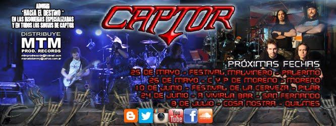CAPTOR Heavy Metal