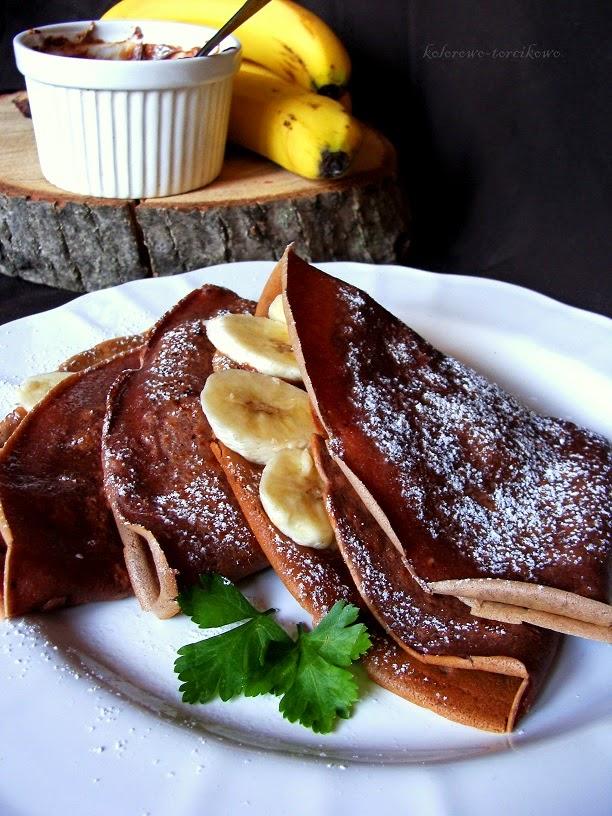 kakaowe naleśniki
