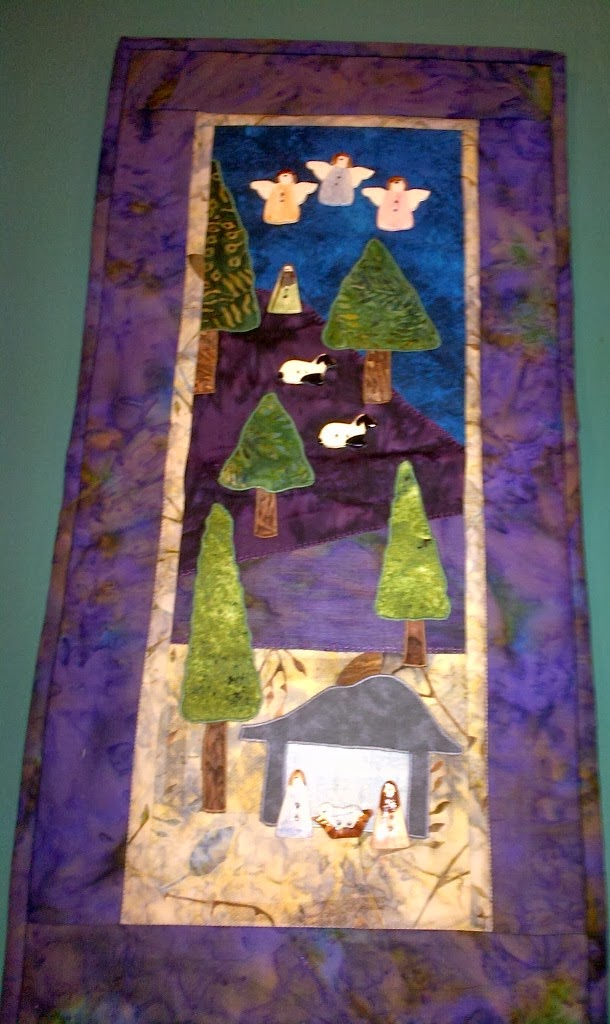 The Block Party Quilt Guild: First Guild of the New Year
