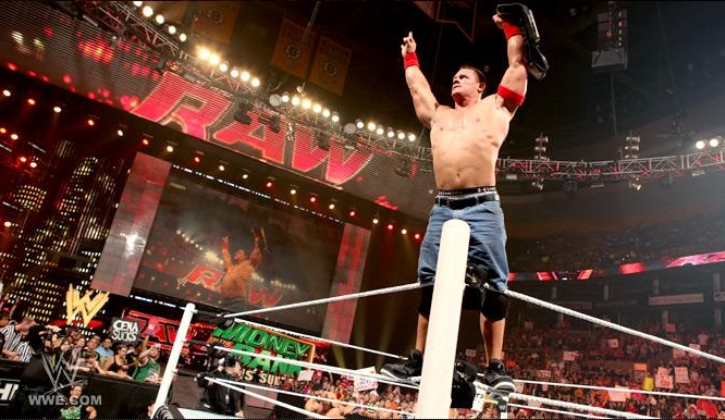 WWE-Universe: WWE RAW JULY 11 PHOTOS: JOHN CENA VS NEXUS ...