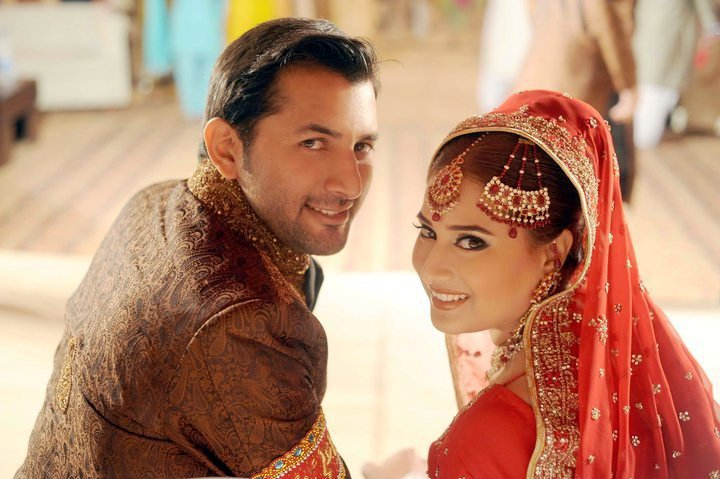 Mehndi Bride And Groom : Will you marry me pakistan bride and groom