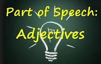 Pengertian dan Macam-macam Adjective