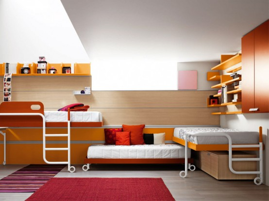 Big House Inside Bedroom desain rumah minimalis: small bedroom designs