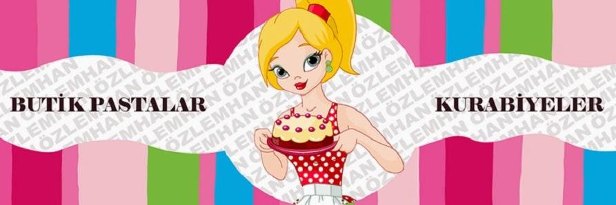 Özlemhan Butik pasta kurabiye satış sitesi