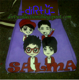 Tas Lukis Koboy Junior
