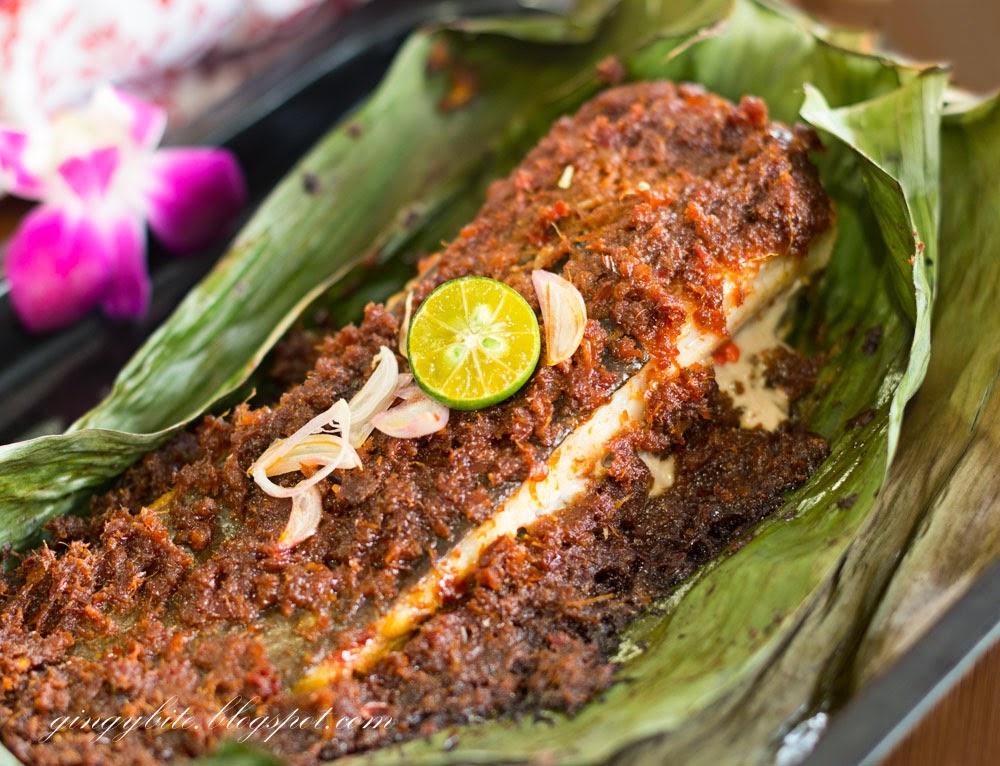 BBQ sambal stingray
