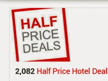Travelglamz |#| Agoda's Half Price Promotion