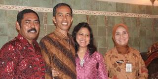 Jokowi, Keluarga