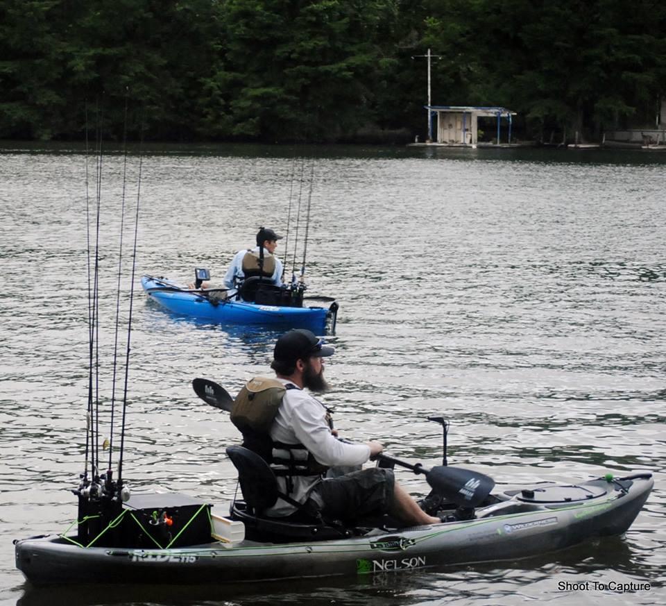 Payne 39 s paddle fish texas kayak fishing for Kayak bass fishing tournaments