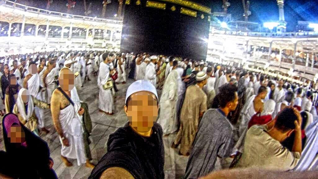 Berselfie Didalam Masjidil Haram Bolehkah