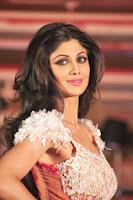 Shilpa Shetty walks for Rohhit Verma's show for Marigold Watches