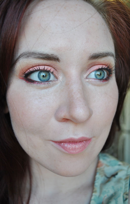 mollie booth parks, makeup artist, makeup for green eyes, makeup photo a day, how to make your foundation stay longer, how to keep your makeup from sweating off