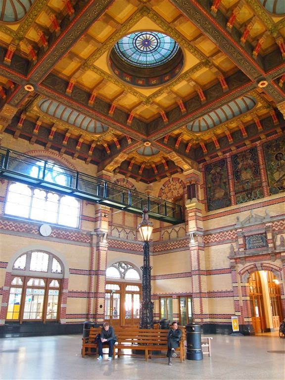 Estación de Groningen