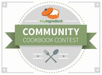 key ingredient community contest logo