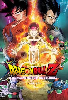 Dragon Ball Z: O Renascimento de Freeza - HDCAM Dublado