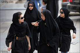 Iranian women were arrested for clothing