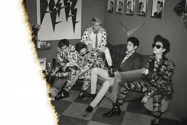 SHINee's image teaser for Misconceptions of You pt. 2
