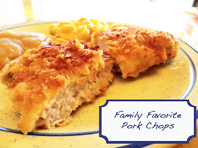 Family Favorite Pork Chops