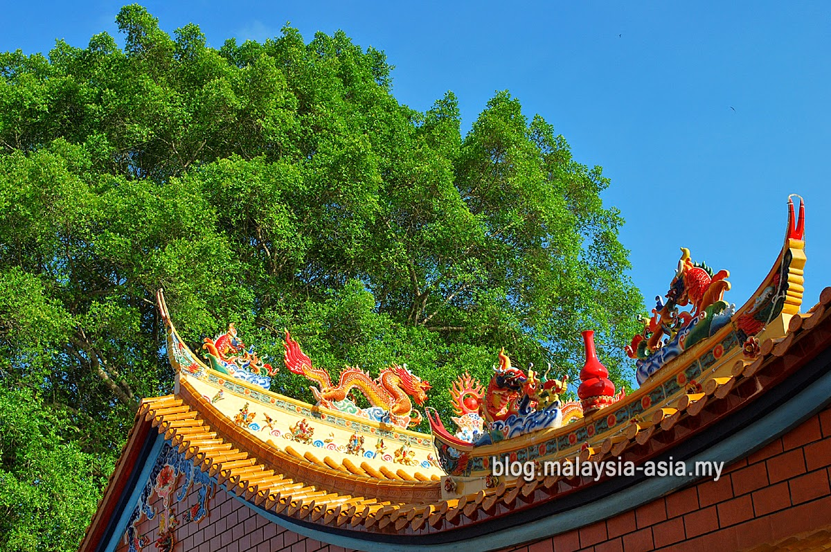Terengganu Chinatown Tembles