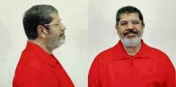 التحقيق مع مرسى بقضية خيانه عظمى جديدة .. سرب معلومات عسكرية لقطر والجزيرة