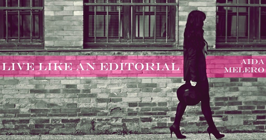 Live like an editorial