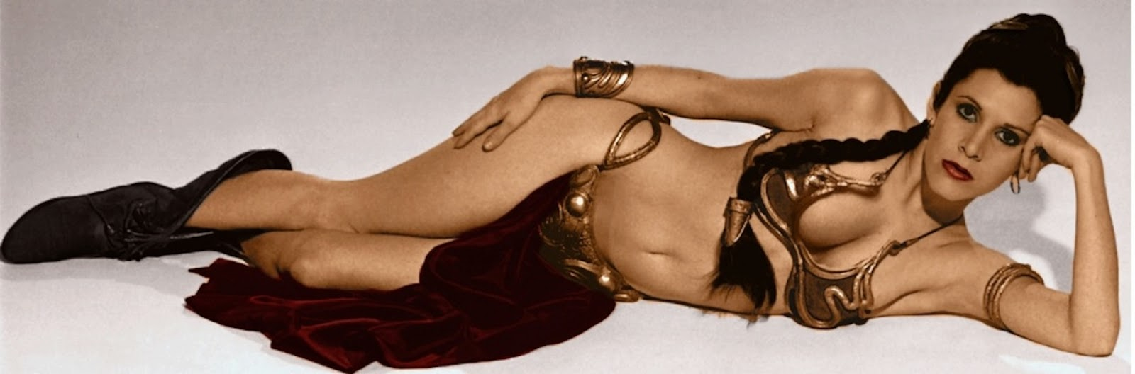 Princess leia sexy wallpapers erotic video