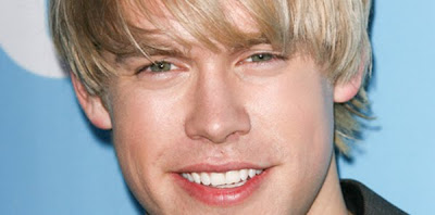Chord Overstreet returns to Glee