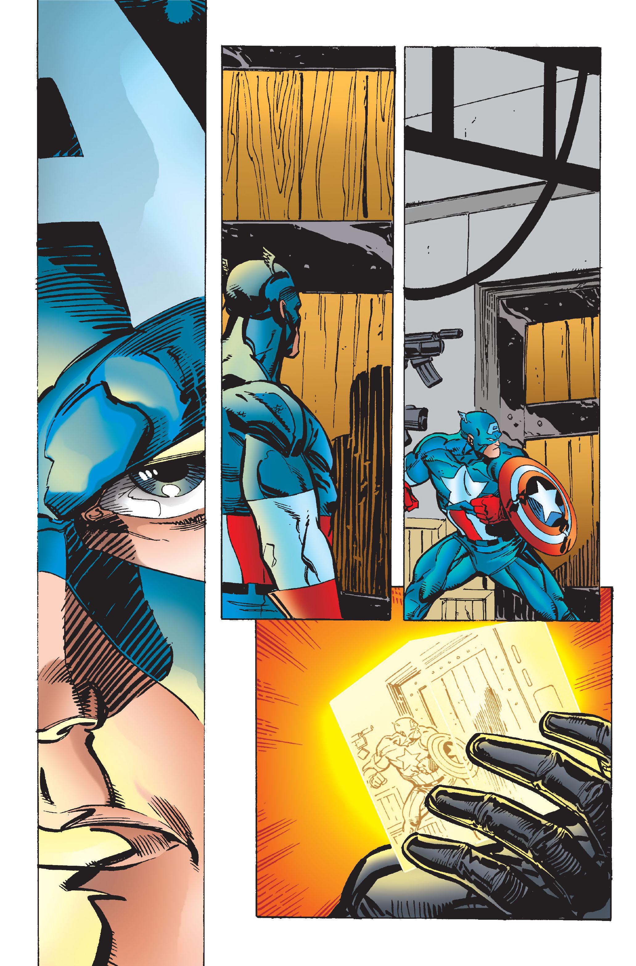 Captain America (1968) Issue #448 #402 - English 28
