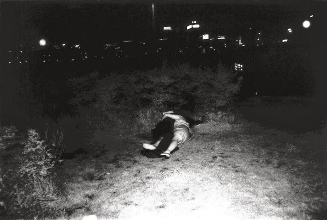 ©Kohei Yoshiyuki. The Park.Dokyumento: Kōen (ドキュメント公園, Document: Park). Fotografía | Photography