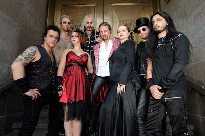 Therion - Symphonic Metal - Lemuria - Abraxas