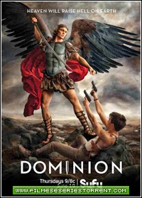 Dominion 1ª Temporada Legendado Torrent (2014)