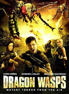 Dragon Wasps poster Filme Terror Tropical – Avi + Rmvb Dublado 2013