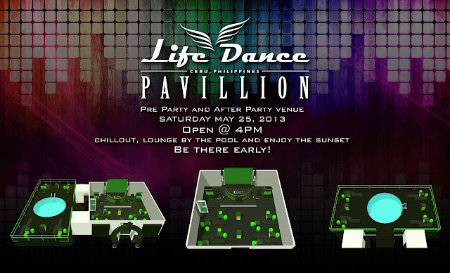 Life Dance 2013 - Wicked Summer Pavillion