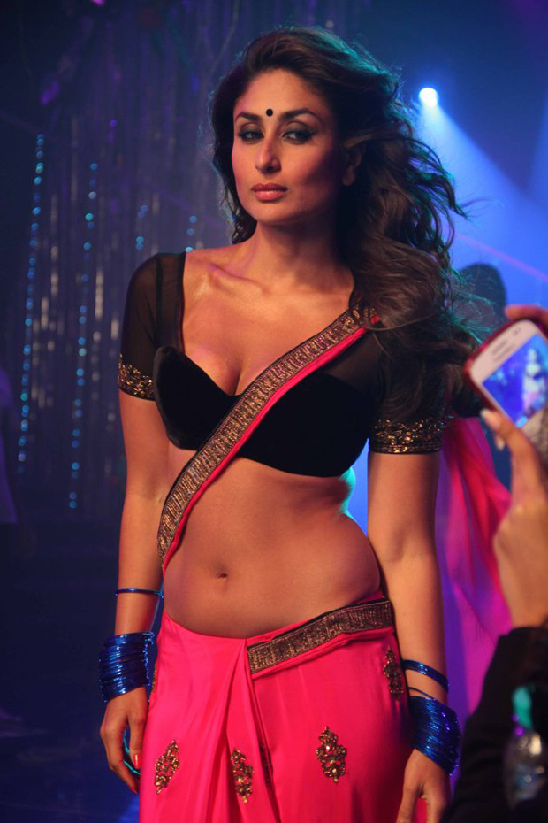 Unseen Picss Kareena Kapoor Hot In Heroine Movie