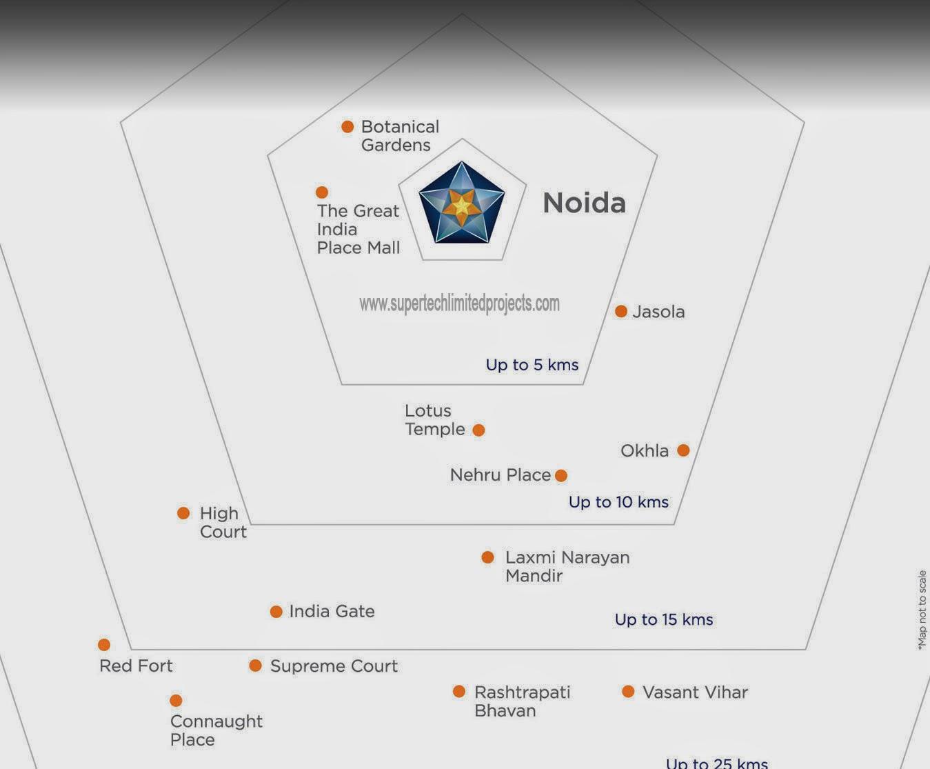 Supernova :: Location Map 1