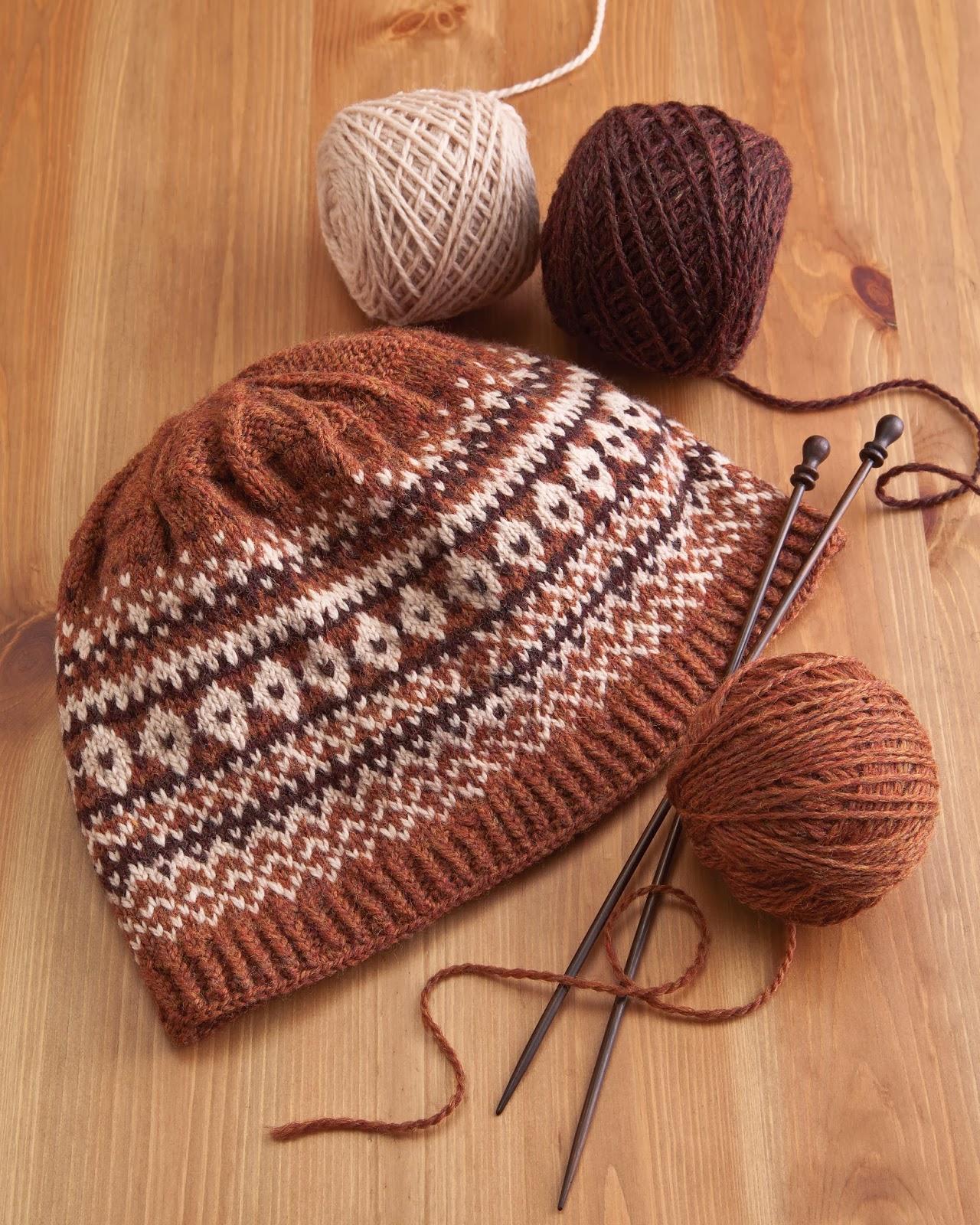 Cascade Yarns Blog: Natural Stitches - Pittsburgh, PA - Fair Isle ...