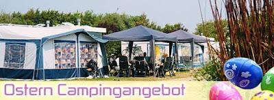 Campingplatz Ostern