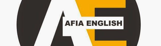 AFIA ENGLISH
