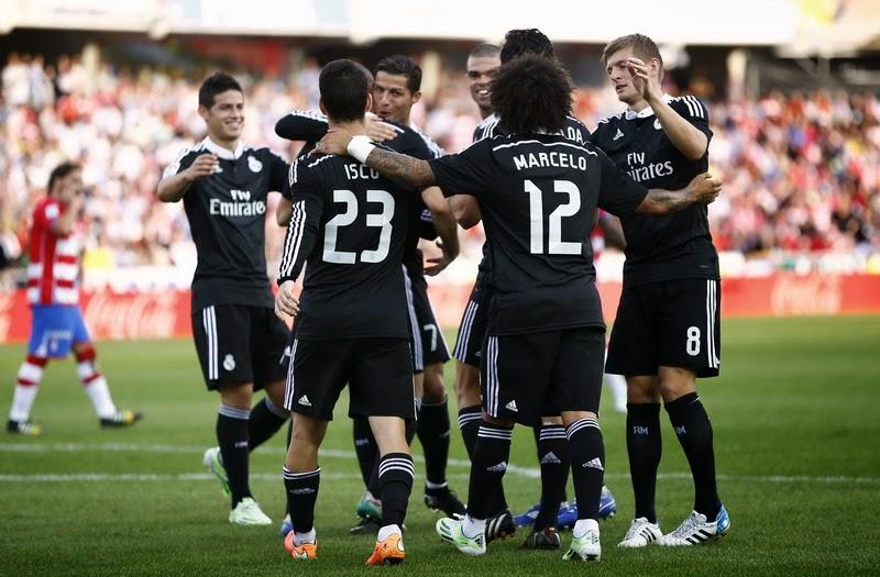 Liga Champions : Jelang Real Madrid vs Liverpool