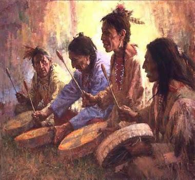 Tambores Xamânicos - Antiga tradição ancestral