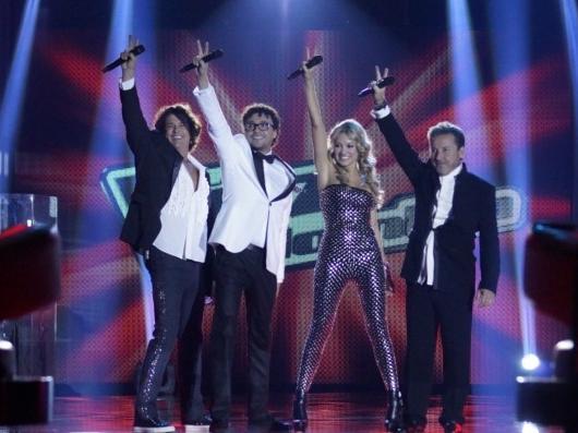 rating colombia lunes 1 de octubre de 2012 la voz colombia el nuevo ...
