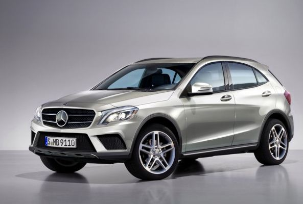 New Mercedes SUV Models