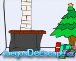 Juegos de escape The Christmas Fix solucion y guia