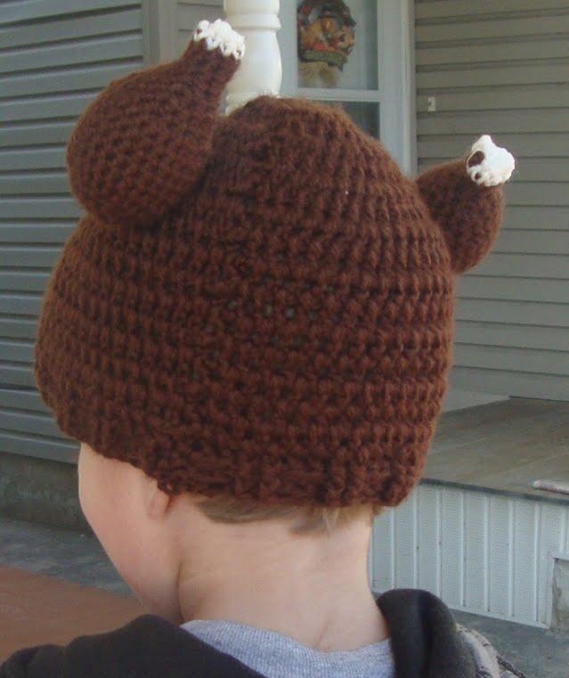 Wee Lil Blog Its Pattern Time A Turkey Leg Hat