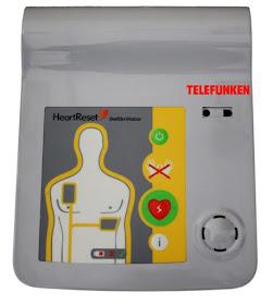 DESA, AED Marca HeartReset AED