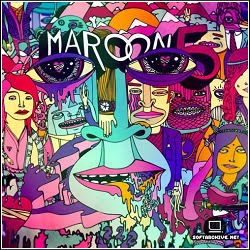 Maroon 5  Overexposed 2012